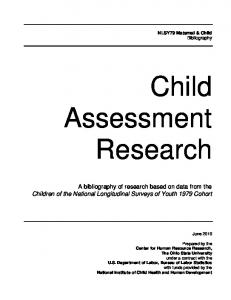 Child Assessment Research