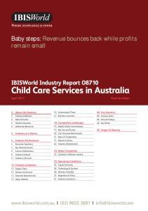 Child Care Services in Australia
