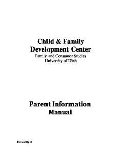 Child & Family Development Center