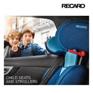 CHILD SEATS AND STROLLERS