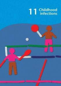 Childhood 11 infections