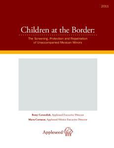 Children at the Border: