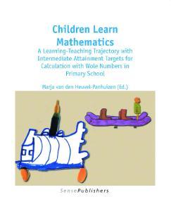 CHILDREN LEARN MATHEMATICS