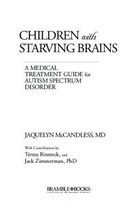 CHILDREN with STARVING BRAINS