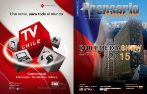 Chile Media Show Con presencia local asegurada
