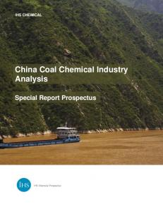 China Coal Chemical Industry Analysis
