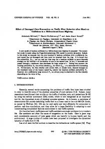 CHINESE JOURNAL OF PHYSICS VOL. 49, NO. 3 June 2011