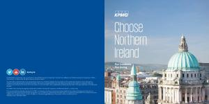 Choose Northern Ireland For business. For living