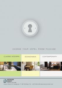 CHOOSE YOUR HOTEL ROOM PACKAGE