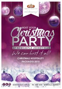 CHRISTMAS COCKTAIL PACKAGE $36.00 PER PERSON CHRISTMAS COCKTAIL PACKAGE PREMIUM $59.00 PER PERSON