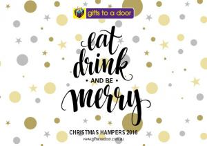 CHRISTMAS HAMPERS 2016