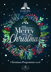 Christmas Programme 2016