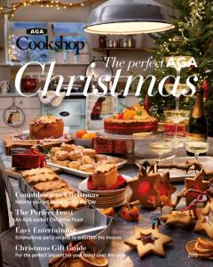 Christmas. The perfect AGA. Countdown to Christmas Helping you get ahead for the Big Day. The Perfect Feast An AGA perfect Christmas Feast