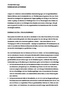 Christoph Butterwegge Sozialdemokratie und Sozialstaat