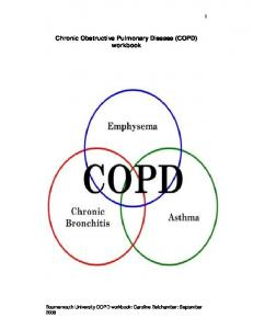 Chronic Obstructive Pulmonary Disease (COPD) workbook
