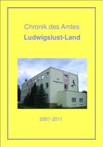 Chronik des Amtes Ludwigslust-Land