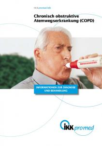 Chronisch obstruktive Atemwegserkrankung (COPD)