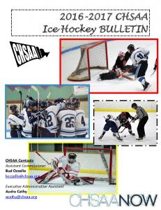 CHSAA Ice Hockey BULLETIN