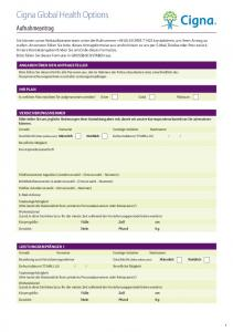 Cigna Global Health Options
