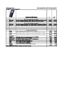 CipherLab 9300 Series CHF