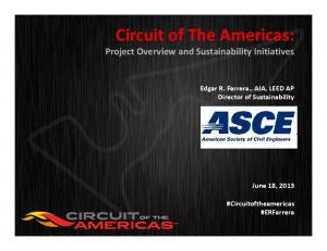 Circuit of The Americas: