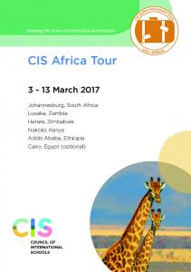 CIS Africa Tour March 2017