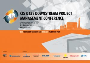 CIS & CEE DOWNSTREAM PROJECT MANAGEMENT CONFERENCE