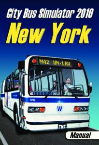 City Bus Simulator New York. Manual