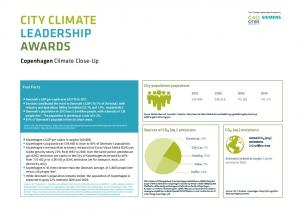 CITY CLIMATE LEADERSHIP AWARDS