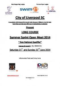 City of Liverpool SC