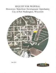 City of Port Washington, Wisconsin