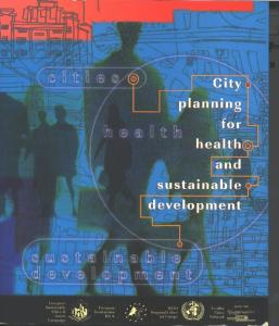 City planning for health and sustainable development