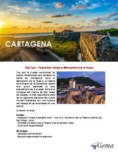 City tour - Fuerte San Felipe y Monasterio de la Popa