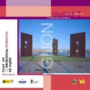 ciudad 3 RUTAS Y PASEOS Rutas y paseos la ciudad de las esculturas Sombras de Luz