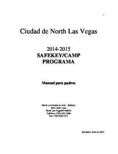 Ciudad de North Las Vegas