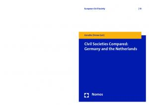 Civil Societies Compared: Germany and the Netherlands