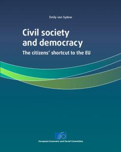 Civil society and democracy The citizens shortcut to the EU