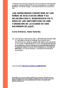 Civila Orellana, Pablo Rolando