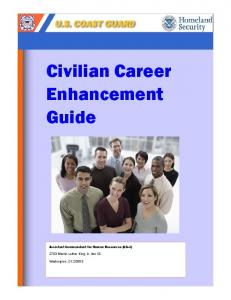 Civilian Career Enhancement Guide