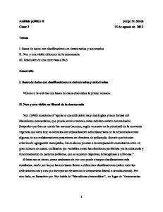 Clase 2 15 de agosto de 2012