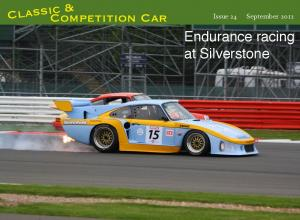 Classic & Competition Car. Issue 24!! September Endurance racing at Silverstone