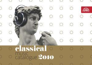 classical music catalogue 2010