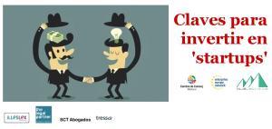 Claves para invertir en 'startups' SCT Abogados