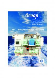 Clean. BST - Biological Sewage Treatment. Water Treatment. GmbH EC-CONFORMITY MARINE EQUIPMENT DIRECTIVE