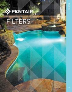 CLEAN & CLEAR PLUS FILTERS FIBERGLASS REINFORCED POLYPROPYLENE TANK