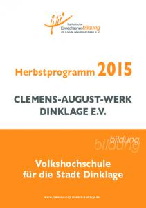 CLEMENS-AUGUST-WERK DINKLAGE E.V