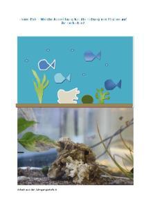 clever fish Welche Auswirkung hat die Haltung von Fischen auf ihr Verhalten?