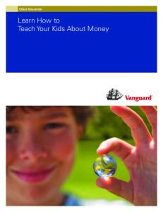 Client Education. Learn How to Teach Your Kids About Money