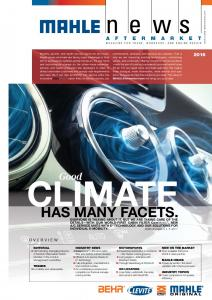 CLIMATE HAS MANY FACETS