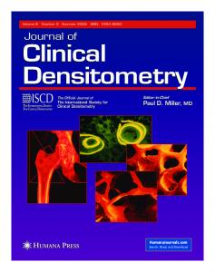 Clinical Densitometry